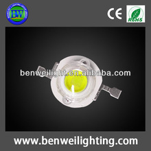 Priced relative to value! 320-390lm 3v 700mA led lampe bulb 3w bridgelux chips