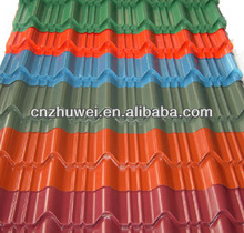 corrugated roof sheet manufacturing