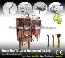 Stainless steel mash tun brew kettle 100l per batch