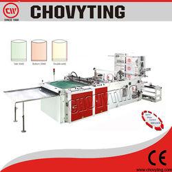 CW-800SBD Automatic plastic bag making machine/bag making machine/jumbo bag manufacturing machine
