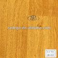 Ce ISO9001 ISO14001 TOP QUALITY laminado piso de cor escura