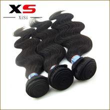 5a cheap 100% clip hair extension silicon