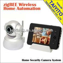 2014Tianjin TYT Zigbee smart home automation web camera/smart home automation