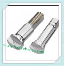 Valve stem for ball valves