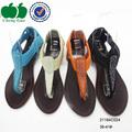 verano de moda zapatos de nuevo modelo sandalias de las mujeres 2014