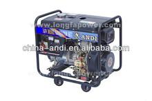 New design 3KW Portable Diesel Green Power Generator Prices ANDI