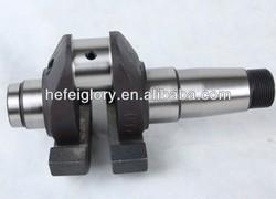 R175, S1110, RD85, KND-180, TS50, TS60 Single cylinder 4 stroke diesel engine crankshaft