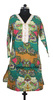 Ethnic Indian Printed Ladies Sequins Work Long Tunics