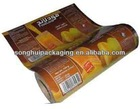 plastic roll film/film roll/laminating film for coffee, tea, ect