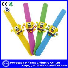 Mi-Time Industry printed beautiful for kids supplier promotional waterproof slap watch