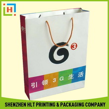 Design branded thin paper bags