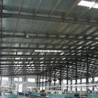 2014 metal steel structure light building construction