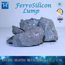 Ferro Silicon/ FeSi/ Ferro Alloys MSDS China Manufacturers
