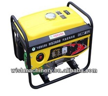 60HZ 3000W 6HP 4-stroke gasoline engine generator