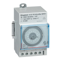 LEGRAND Analog Weekly Time Switch