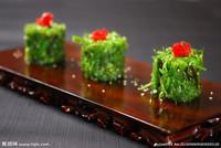 vegetable salad decoration