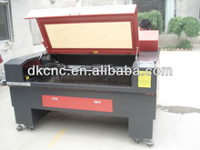 Large Workbench/Double Heads Laser Cutting Machine for Acrylic/Glass/Bamboo/Rubber GM-1490