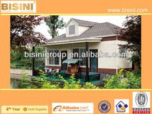 (BY11-0032)Prefabricated Steel Villa Design, Light and Reliable Prefab Steel House, Prefab House