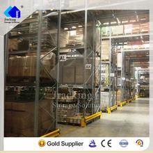 Reasonable price warehouse storage and powder coating industrial storage shelves racks