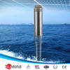 solar power submersible water pump system
