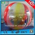 Hola 2m dia 1.0mmpvc/tpu divertido waterpoloelementos bola para la venta