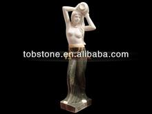 bathing venus statue