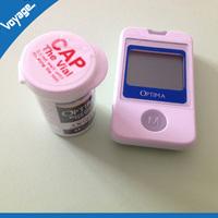voyage glucometer strips/blood sugar testing equipment