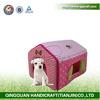QQPET 2014 luxury pet house pass ISO 9001 Test (factory direct sale)