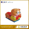 kids lovely pig coin operated electronic arcade amusement rides with trailer kiddie park rides kids electric ride on car bugatti