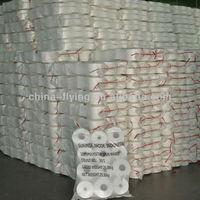 100% polyester spun virgin yarn