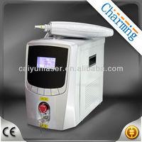 Q-switch laser eye bag removal T500