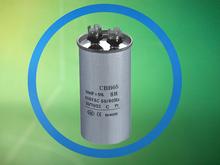 CBB65 Motor run capacitor 3uF 450VAC , Film capacitor