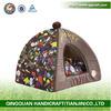 2014 QingQuan waterproof pet tent of oxford in best selling