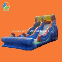 China Supplier Toboggan mer inflatable slide