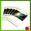 Offset- impreso vinculante discontinuas de catálogo