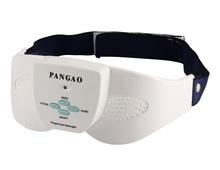 Microcomputer Eye Massage Glasses (White)