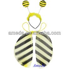ragazze ali delle api e la fascia 2 pezzi di