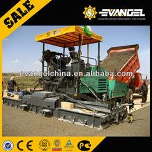 truck mixer 7.5m length paver travertine asphalt concrete paver XCMG RP756