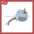 Mini alumínio 220 V AC Synchronous indução motor da engrenagem reversível