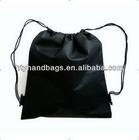 Updated cheap nature jute burlap drawstring gift bag