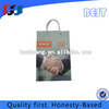 all kinds of custom printed plastic paper bag with logo made in Shanghai