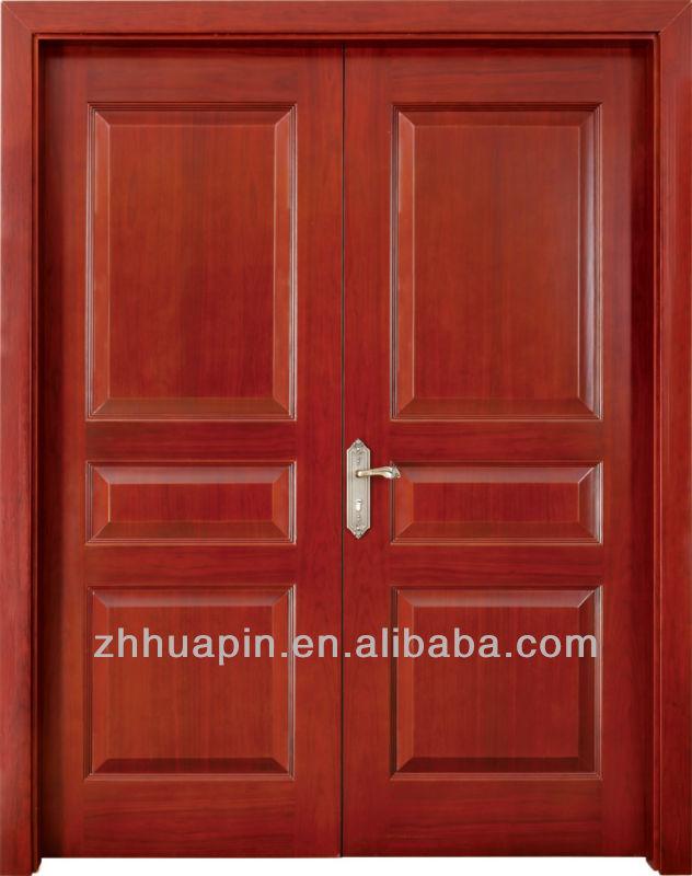 New Design Main Double Door Wooden View
