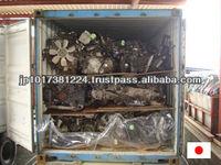 Used Car Engine daihatsu parts japan
