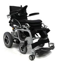 "Karman Healthcare Stand - Up Power Wheelchair Seat Size: 18"" (Standard)"