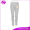 hot sell high point woven fabric lady's pants