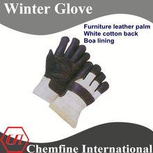 motorbike leather short summer & winter glove