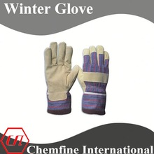 ms winter skin thickening warm fashion leather glo