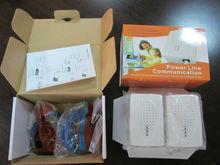 Power line Homeplug PLC ethernet catv adaptor Home networking product