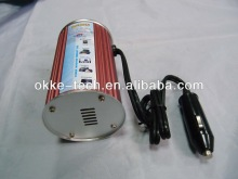 In car 500w 12V/24V/48VDC TO CONTINUOUS AC POWER 110V/230V modified sine wave INVERTER-OKKE POWER