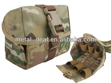 Military MOLLE 1000D Nylon Six Pack 40MM Grenade Magazine Airsoft Pouch CP